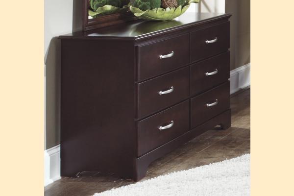 Carolina Furniture Signature Series Double Dresser