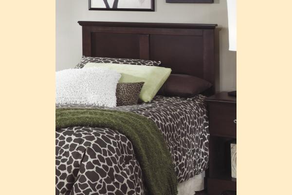 Carolina Furniture Signature Series Twin Panel Headboard & Frame