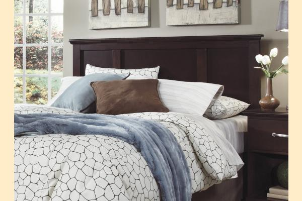 Carolina Furniture Signature Series Queen Panel Headboard & Frame