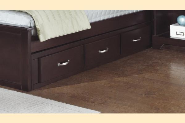 Carolina Furniture Signature Series Three Drawer Storage Unit