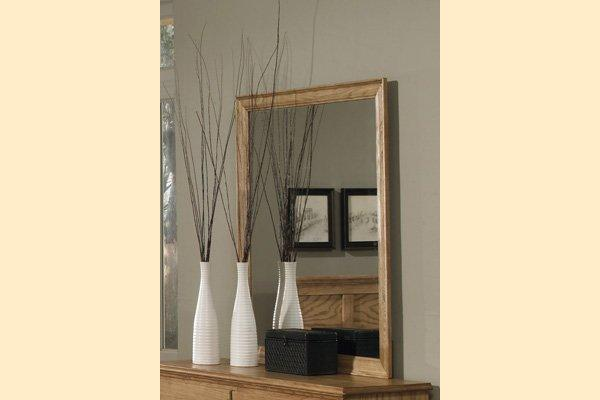 Carolina Furniture Sterling Landscape Mirror
