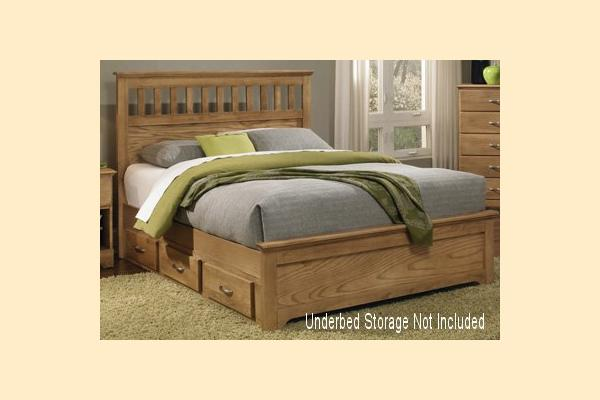 Carolina Furniture Sterling Queen Panel Bed