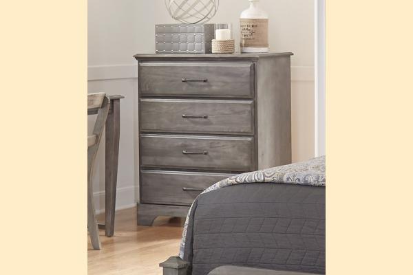 Carolina Furniture Vintage Series 4 Drawer Chest