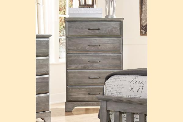 Carolina Furniture Vintage Series 5 Drawer Chest