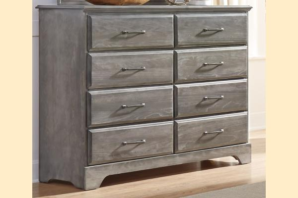 Carolina Furniture Vintage Series 8 Drawer Dresser