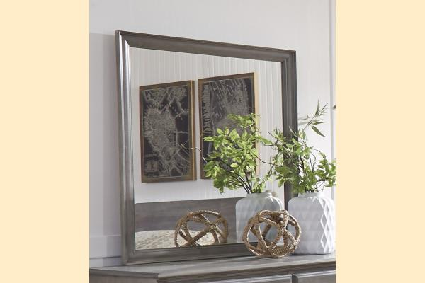 Carolina Furniture Vintage Series Landscape Mirror