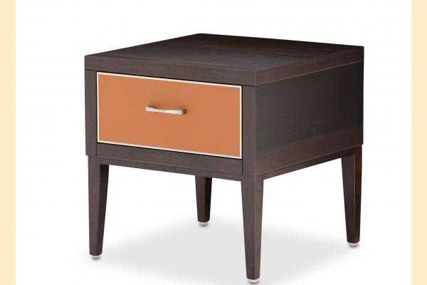 Aico 21 Cosmopolitan Rectangular End Table