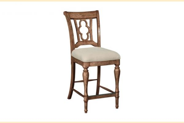 Kincaid Weatherford-Heather Kendal Counter Height Side Chair