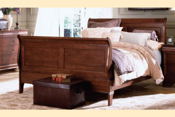Kincaid Chateau Royale Queen Sleigh Bed