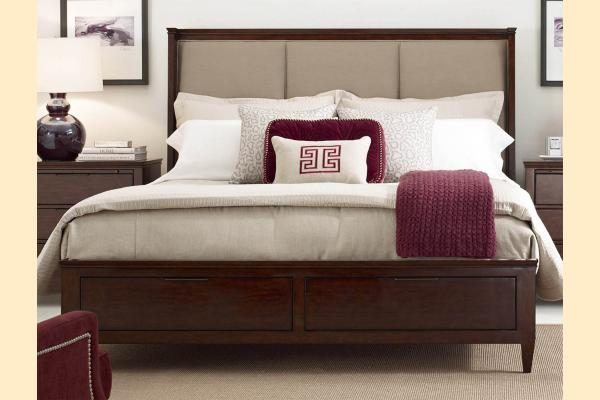 Kincaid Elise Queen Spectrum Storage Bed