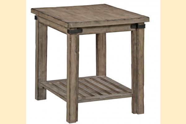 Kincaid Foundry End Table