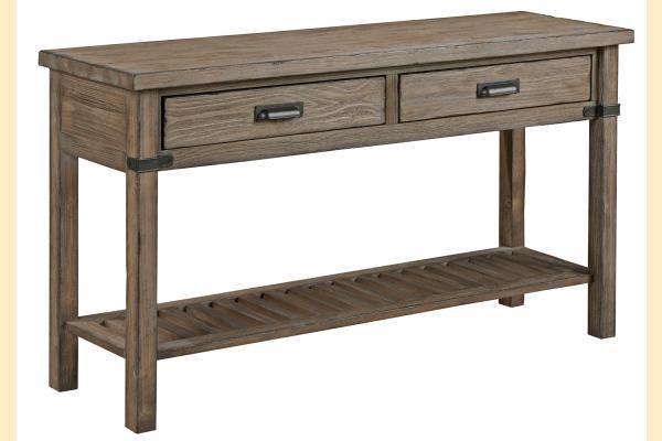 Kincaid Foundry Sofa Table
