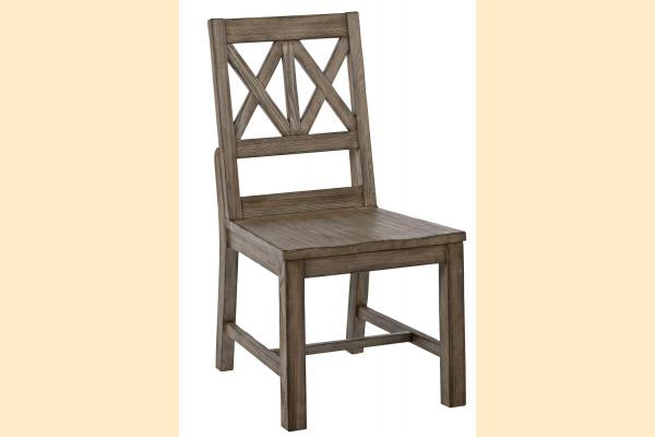 Kincaid Foundry Wood Side Chair