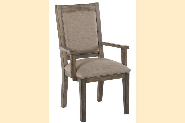 Kincaid Foundry Upholstered Arm Chair