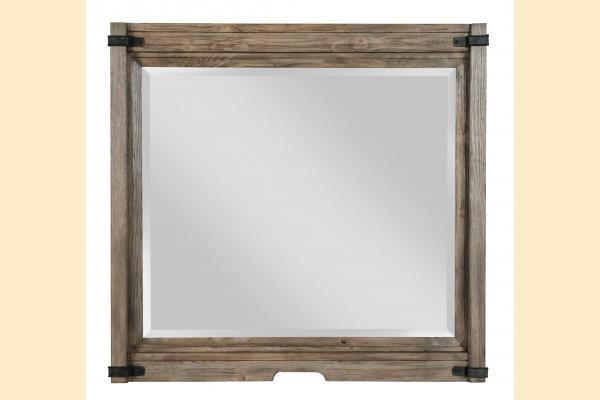 Kincaid Foundry Bureau Mirror