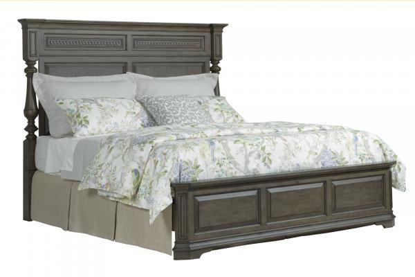Kincaid Greyson King Logan Panel Bed