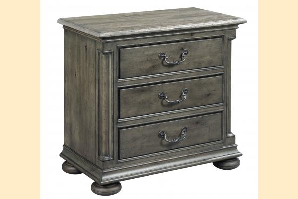 Kincaid Greyson Aldine Three Drawer Nightstand