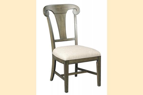 Kincaid Greyson Fulton Splat Back Side Chair