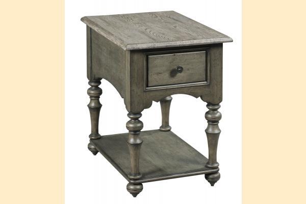 Kincaid Greyson Wheeler Chairside Table