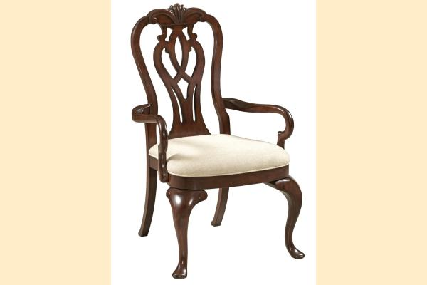 Kincaid Hadleigh Queen Anne Arm Chair