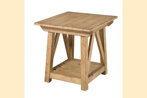 Kincaid Homecoming-Vintage Pine End Table