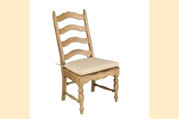 Kincaid Homecoming-Vintage Pine Ladderback Side Chair