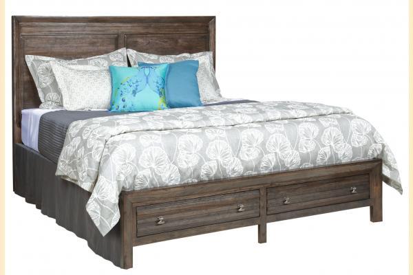 Kincaid Montreat Queen Panel Bed