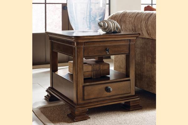Kincaid Portolone Rectangular End Table