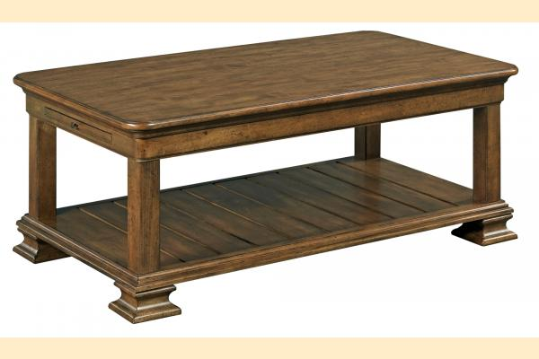 Kincaid Portolone Rectangular Cocktail Table