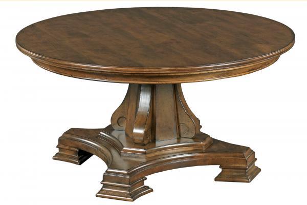 Kincaid Portolone Round Cocktail Table