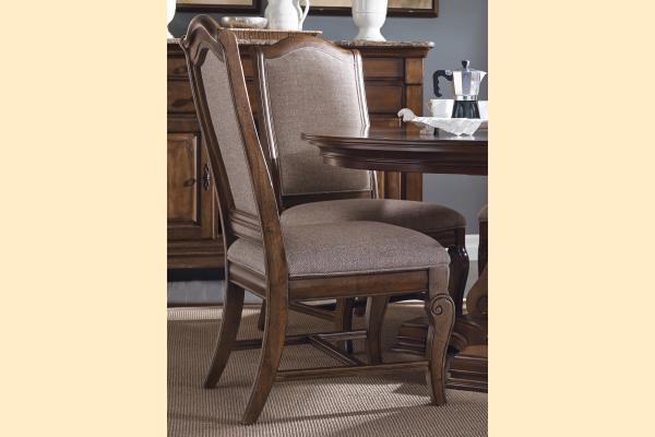 Kincaid Portolone Herringbone Side Chair