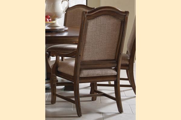 Kincaid Portolone Herringbone Arm Chair