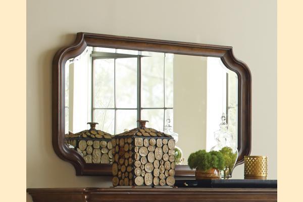 Kincaid Portolone Bureau Mirror