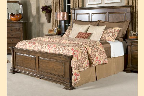 Kincaid Portolone King Monteri Panel Bed