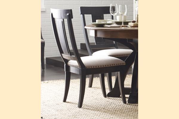 Kincaid Stone Ridge Side Chair-Black