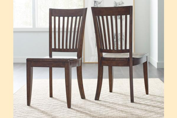 Kincaid The Nook-Maple Side Chair