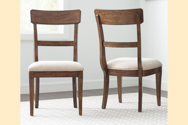 Kincaid The Nook-Maple Upholstered Seat Side Chair