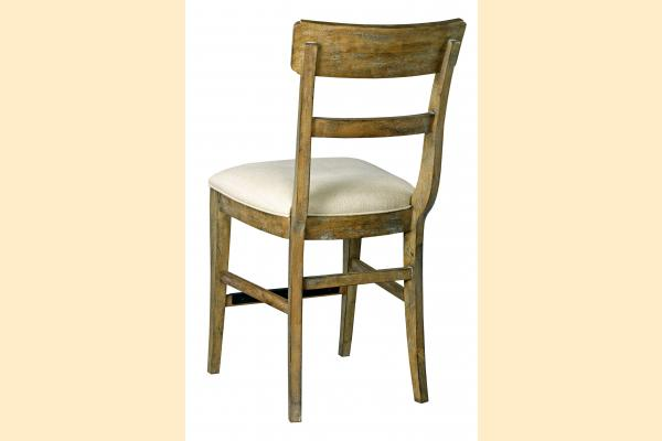 Kincaid The Nook-Oak Counter Height Side Chair w/ Upholstered Seat