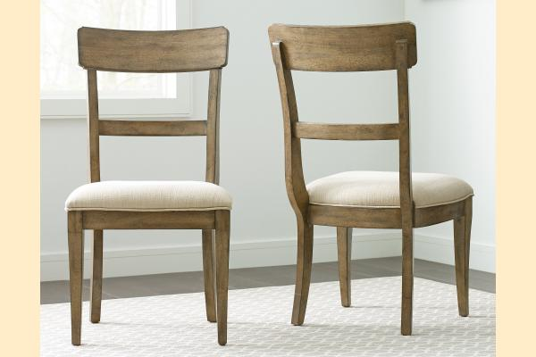 Kincaid The Nook-Oak Upholstered Seat Side Chair