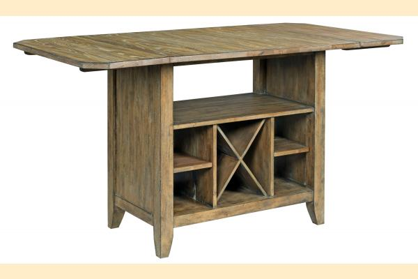 Kincaid The Nook-Oak Kitchen Island
