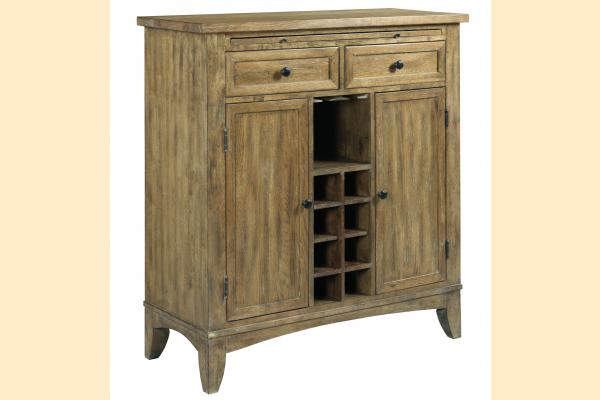 Kincaid The Nook-Oak Wine Server