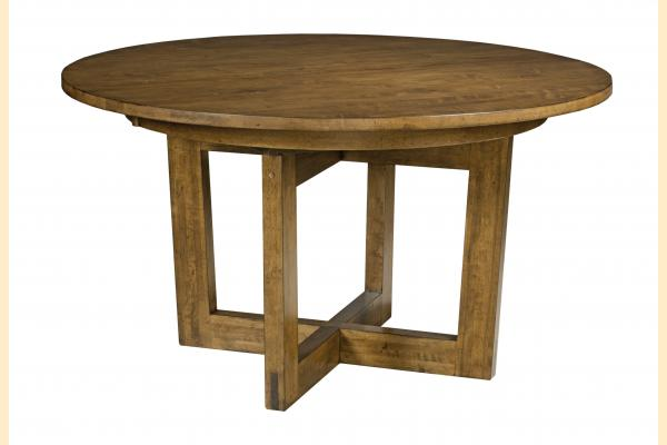 Kincaid Traverse Round Dining Table w/ One 20