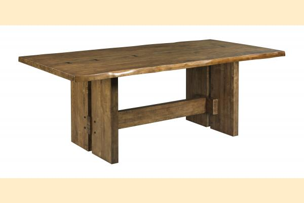 Kincaid Traverse Cutler Live Edge Dining Table
