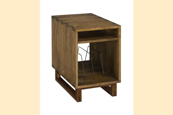 Kincaid Traverse Bookbinder Chairside Table