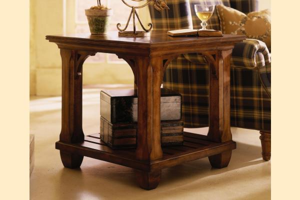 Kincaid Tuscano Square Lamp Table