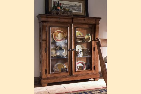 ... Kincaid Tuscano Display Cabinet ...
