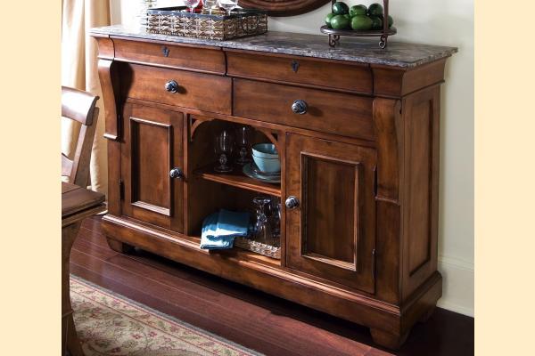 Kincaid Tuscano Sideboard w/ Marble Top