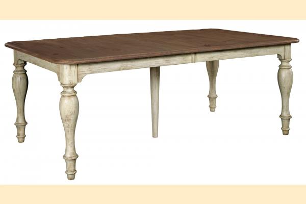 Kincaid Weatherford Canterbury Table w/ Two 20