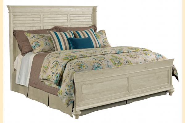 Kincaid Weatherford Cal-King Shelter Bed