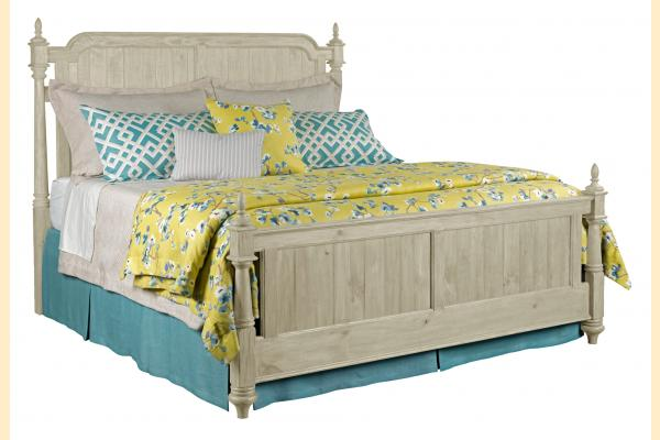 Kincaid Weatherford King Westland Bed